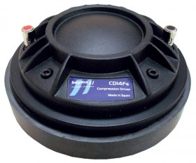 CD14/Fe tweeter compression driver