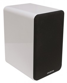 SD 402A speaker active white with Bluetooth