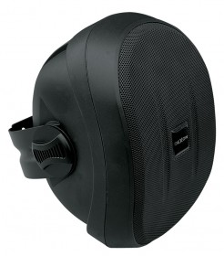 SP 412 speaker with handle black