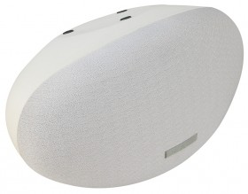 SP 632 speaker with handle white