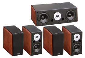 Largo 70 + Largo 120 home cinema speaker set 5.0