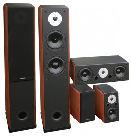 Largo 130 + Largo 70 + Largo 120 home cinema speaker set 5.0