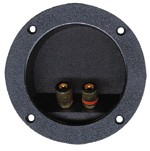 Terminal screw AU 2×6mm round