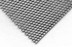 Protective grid 1000×480 round mesh