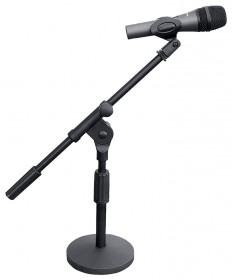 Table stand for microphone