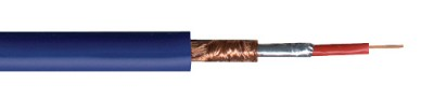 Shielded cable professional 1 wire core