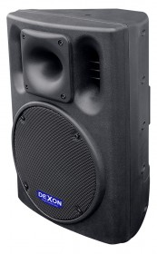BC 800A professional speaker box active