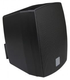 CT 552BTBS speaker with handle black with 100V transformer evacuation