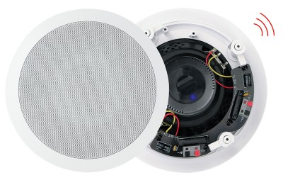 RP 93 + JPM 2022WI set – active ceiling stereo WiFi speaker