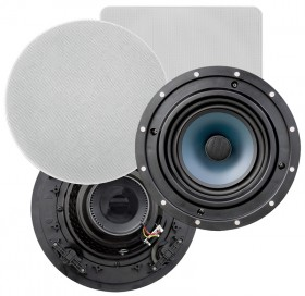 RP 111 + JPM 2021WI set of active ceiling speakers with WiFi