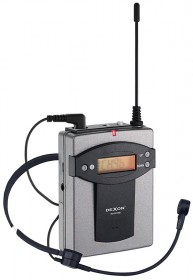 WA 601RB tour-guide and interpretation system – transmitter