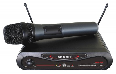 MBD 830 diversity wireless hand-held microphone