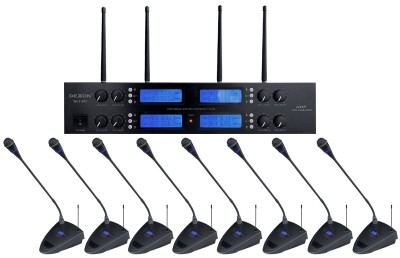 WA 510RC wireless conference system
