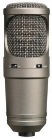 MC 700 condenser microphone for studios