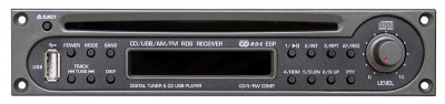 CDR 100RDSU module CD, MP3 and tuner with RDS, USB