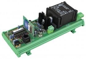 JDM 50 module of audio memory with amplifier