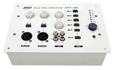 JWP 500 mixing console with distribution