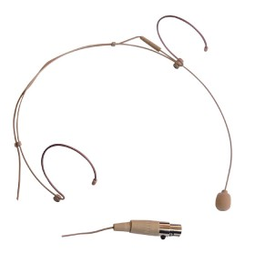 HM 40 headset with a microphone miniXLR 3B