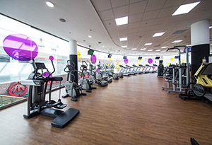 Fitness centrum Avion Shoping Park (Ostrava)